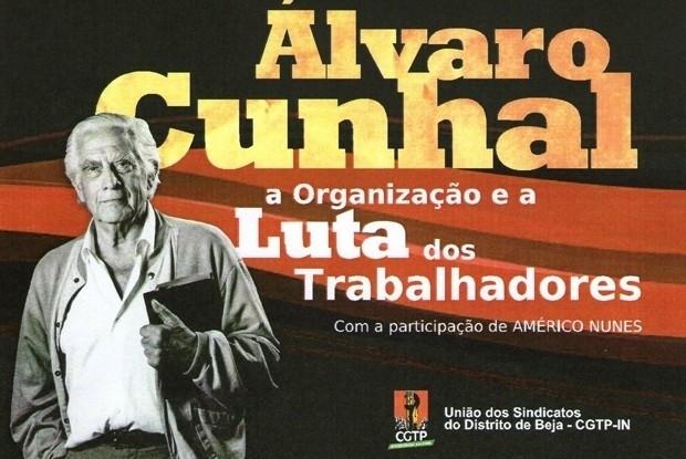 Colóquio Álvaro Cunhal
