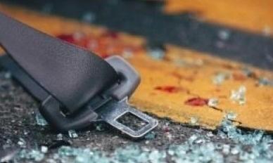 cinto de segurança acidente