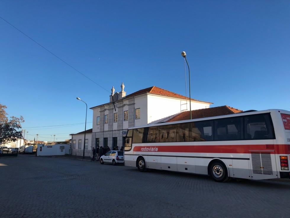 autocarro CP