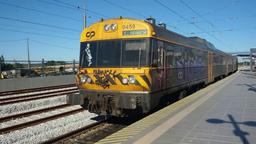 Comboio Beja