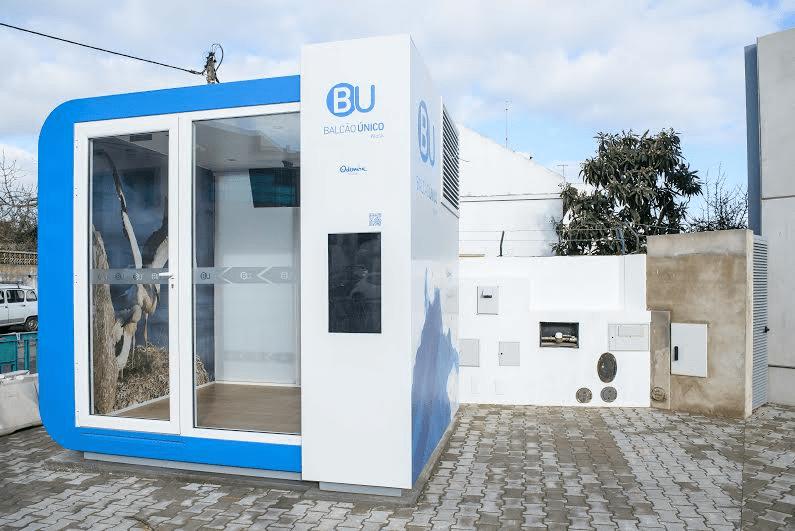 BU Kiosk (fotografia tirada da Rádio Sines)