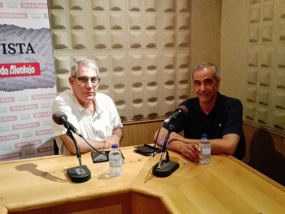 Claudino Matos e João Madeira