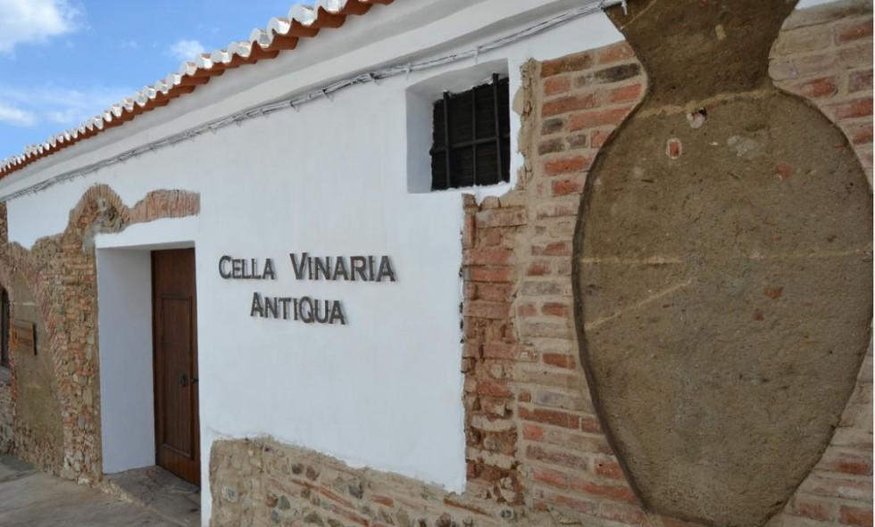 Adega histórica fachada