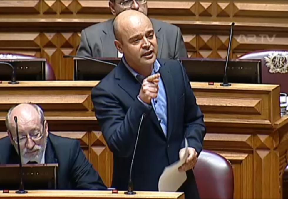 João Dias Parlamento
