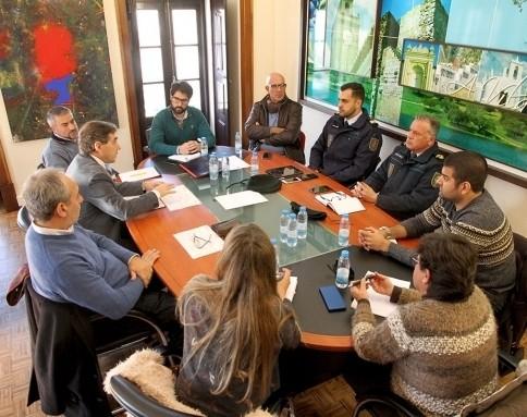 reunião Vidigueira imigrantes