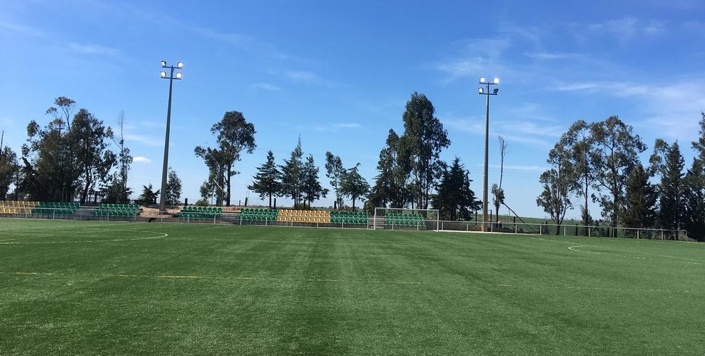 castro verde estádio