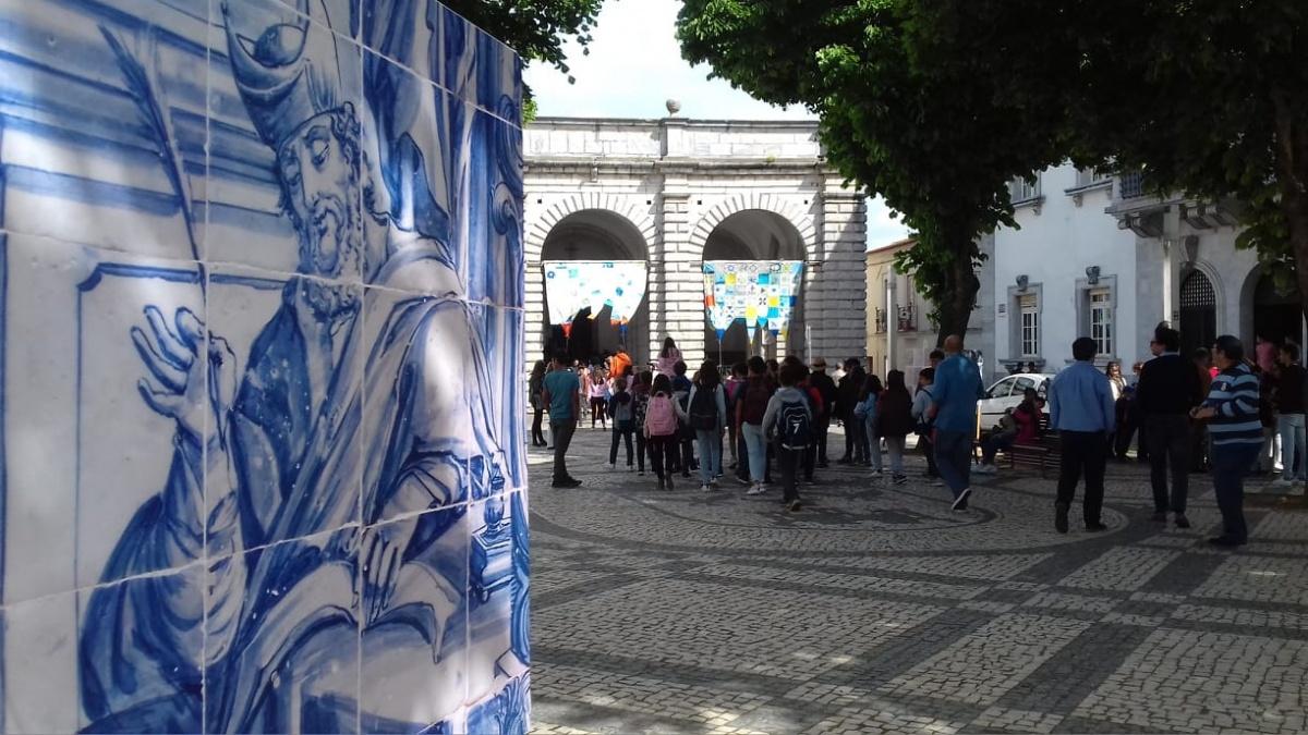 festa azulejo