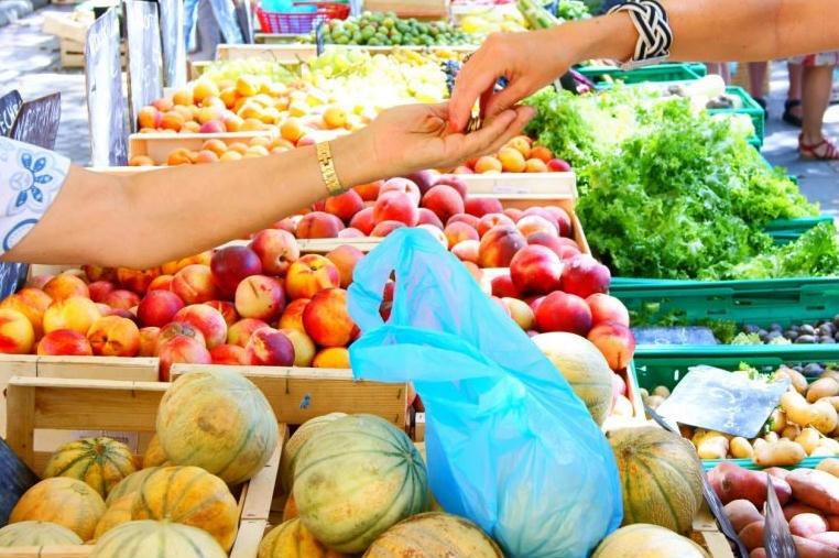 feira legumes