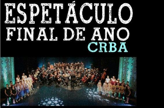 Espetáculo CRBA Castelo de Beja