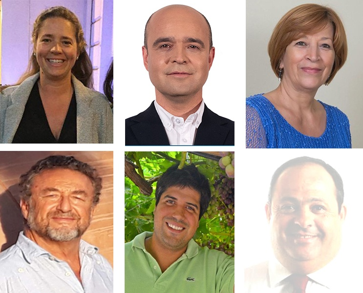 Candidatos Legislativas 2019