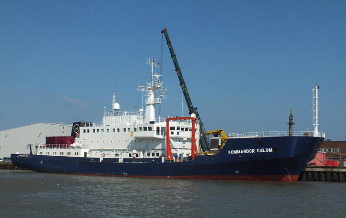 navio ipma