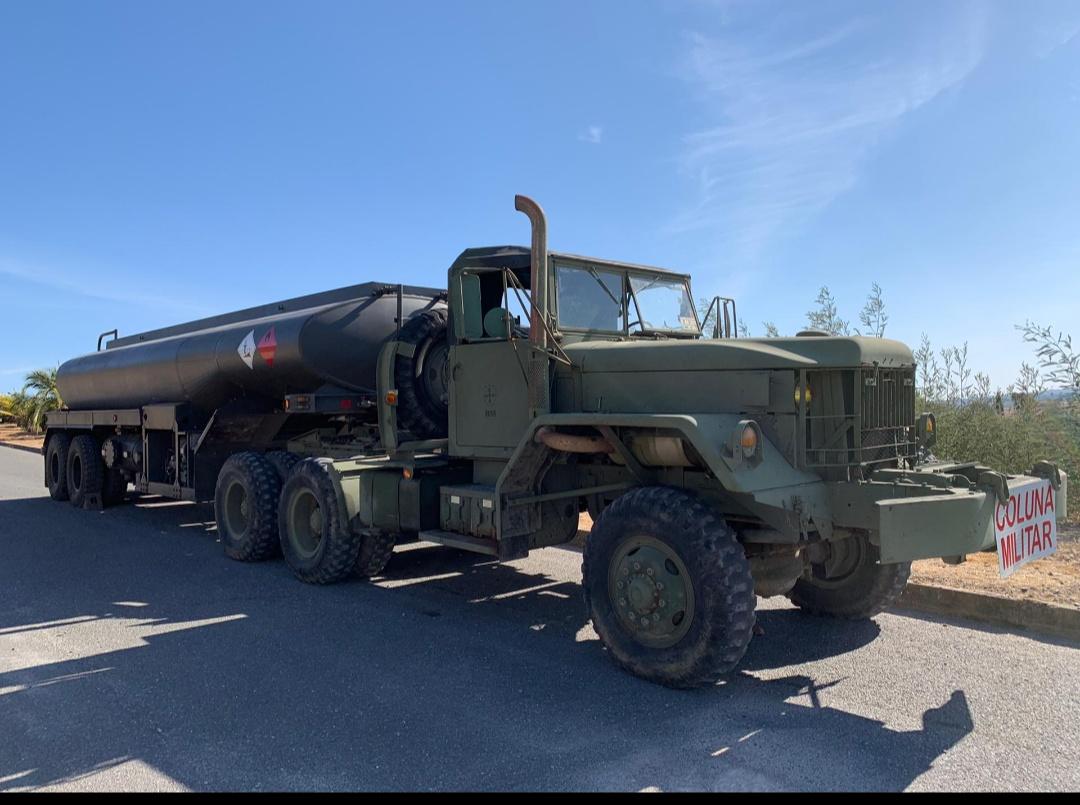 camião exercito