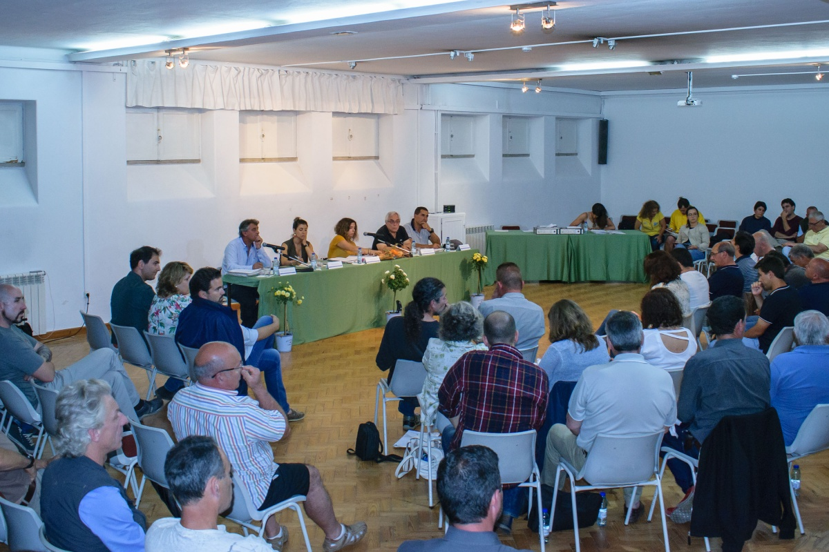 reunião assembleia Odemira