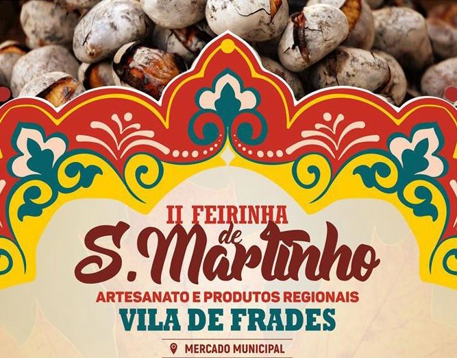 Feirinha S.Martinho Vila de Frades