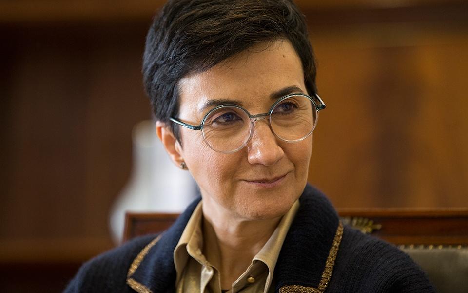Ministra da Agricultura