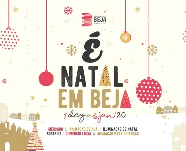 É Natal em Beja
