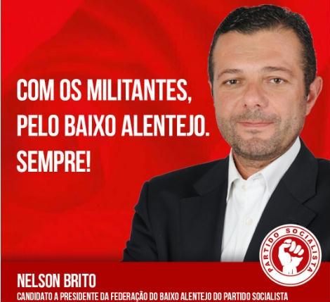 Candidatura Nelson Brito