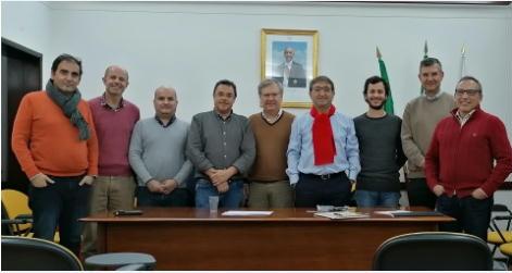 Reunião Delegação de Beja da ANAFRE