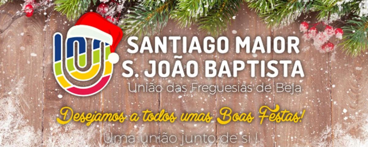 UF Beja Santiago e São João Cheques Natal
