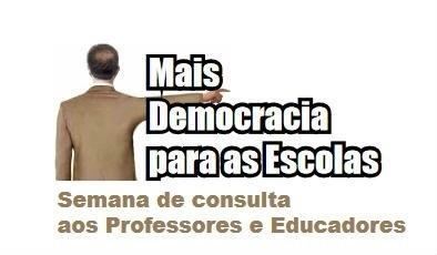 democracia escolas