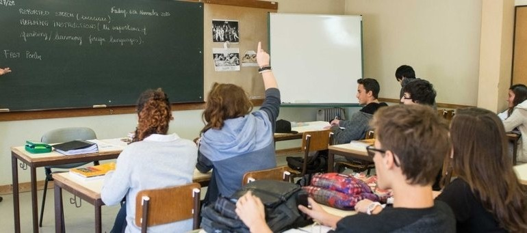 sala aula Odemira