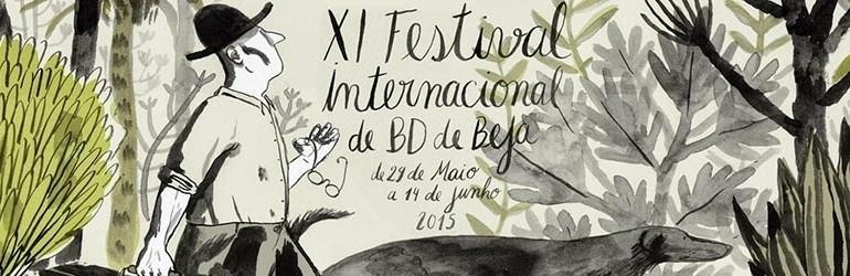 Festival BD 2015 banner
