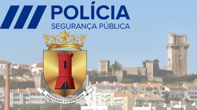 """Beja: PSP com """"efectivo e eficaz apoio""""  à população"""