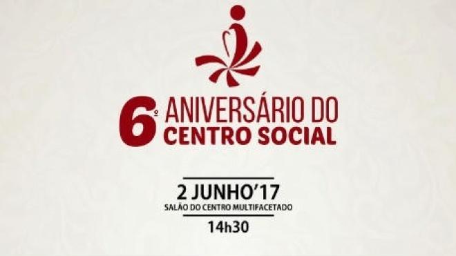 Vidigueira assinala 6º aniversário do Centro Social
