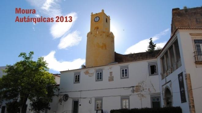 Autárquicas 2013: Moura