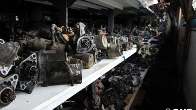 Apreensão de peças automóveis e 93 veículos no valor de mais de 5 milhões de euros