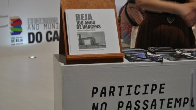 """""""Beja 100 anos de imagens"""" foi apresentado na Ovibeja 2015"""