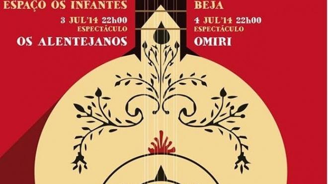 """Concertos nos """"Infantes"""" em Beja"""