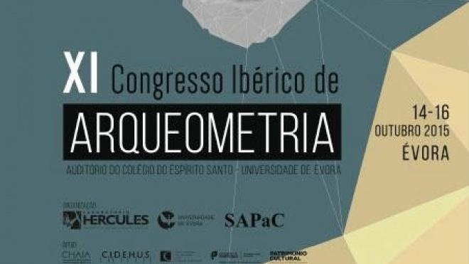 XI Congresso Ibérico de Arqueometria