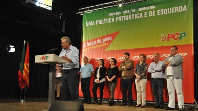 """""""PCP força incontornável para a alternativa"""""""