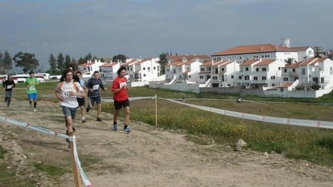 Corta-Mato Escolar Distrital em Castro Verde