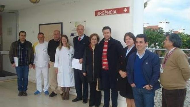 Pita Ameixa quer intervenção rápida no SUB de Castro Verde