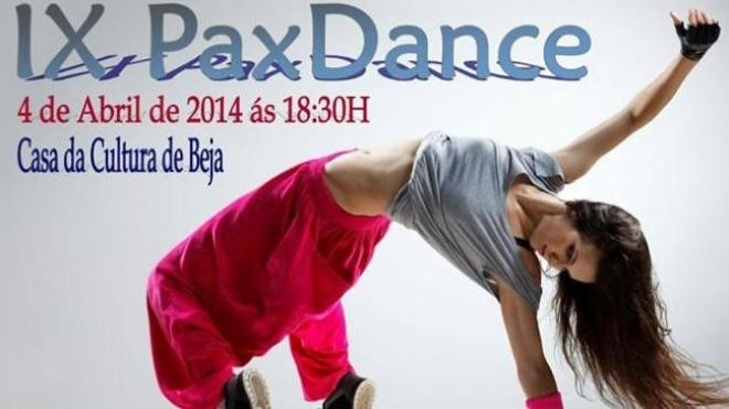 IX Pax Dance na Casa da Cultura