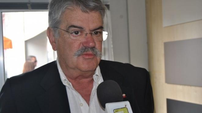 Marcelo Rebelo de Sousa na homenagem a Castro e Brito