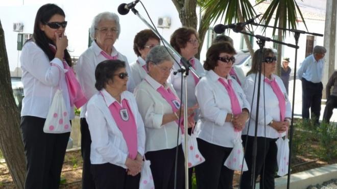 Cante à alentejana em Santa Clara de Louredo