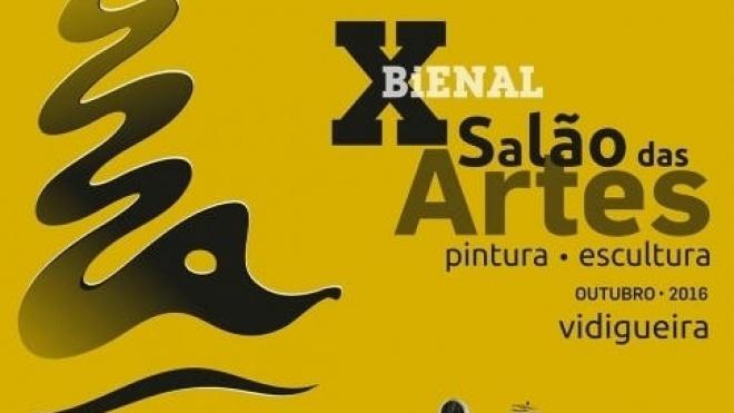X Bienal Salão das Artes em Vidigueira