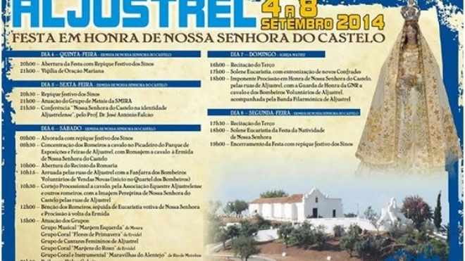 Nossa Senhora do Castelo em Aljustrel