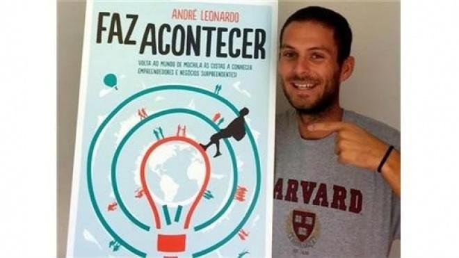 Palestra motivacional com André Leonardo em Castro Verde