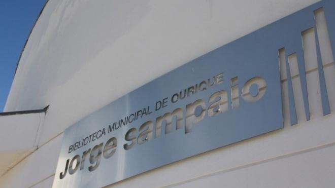 """Biblioteca Municipal de Ourique com selo """"Clean and Safe"""""""