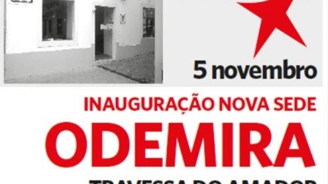BE inaugura nova sede em Odemira