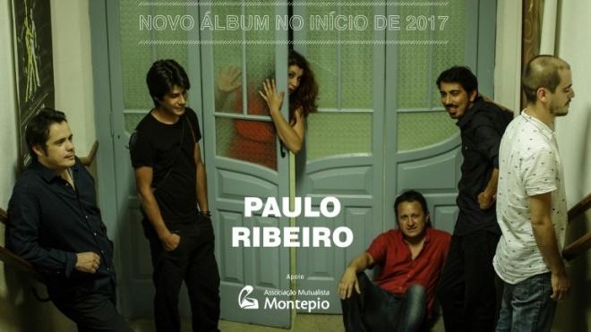 """""""Tu e eu meu amor"""" é 1º single do novo álbum de Paulo Ribeiro"""