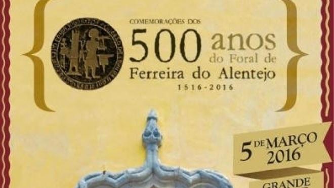 Desfile e recriação histórica em Ferreira do Alentejo