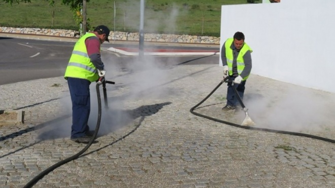 Município de Serpa testa alternativa aos Herbicidas