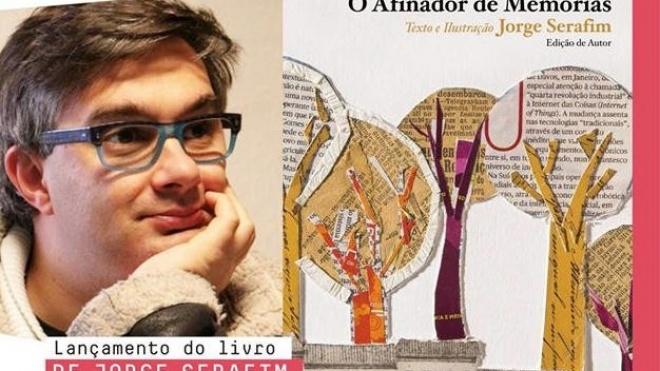 Novo livro de Jorge Serafim apresentado em Beja