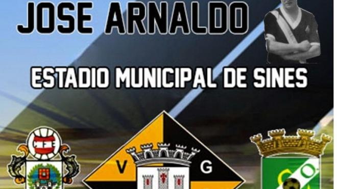 Vasco da Gama homenageia José Arnaldo