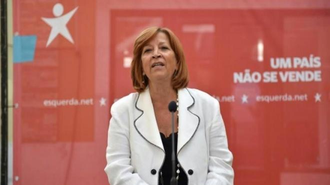 BE volta a apostar em Mariana Aiveca para o distrito nas legislativas 2019